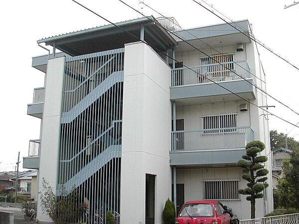 学園前グランドハイツ[2階]の外観