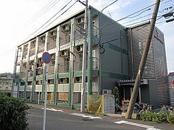 神奈川県横浜市鶴見区北寺尾2の賃貸マンションの外観