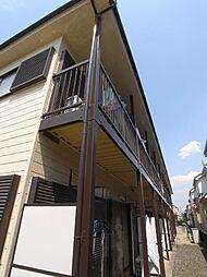 埼玉県ふじみ野市桜ケ丘3丁目の賃貸アパートの外観