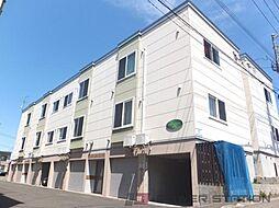 クオーレ・マリィ扇町[3階]の外観