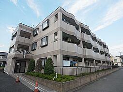 東京都町田市木曽西3丁目の賃貸マンションの外観