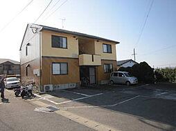 長崎県大村市原口町の賃貸アパートの外観