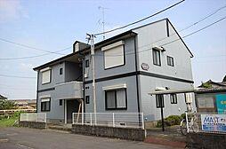 カーサボニータB[2階]の外観