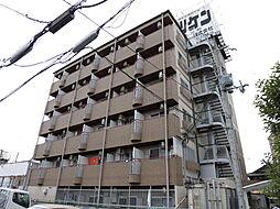 ロータリーマンション萱島西[3階]の外観