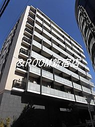ザ・パークハビオ早稲田[4階]の外観