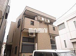 ピュア箱崎東 六番館[1階]の外観