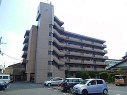 アスカサンハイム[4階]の外観