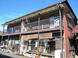 埼玉県さいたま市桜区栄和2丁目の賃貸アパートの外観