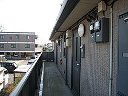 ブランケネーゼ[2階]の外観