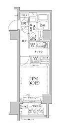 アイルイムーブル弘明寺[2階]の間取り