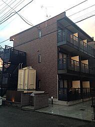 埼玉県川口市西青木5丁目の賃貸マンションの外観