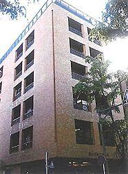 東京都新宿区神楽坂3丁目の賃貸マンションの外観