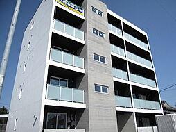 宮崎県小林市大字細野の賃貸マンションの外観