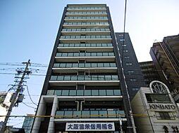 グランスイート阿倍野駅前ローレルコート[6階]の外観