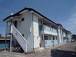 ブルーハイツ1[1階]の外観