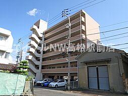 香川県高松市城東町2の賃貸マンションの外観