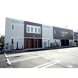 静岡県焼津市三ケ名の賃貸マンションの外観