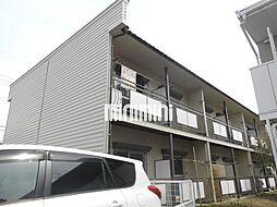 第2鈴木荘[2階]の外観