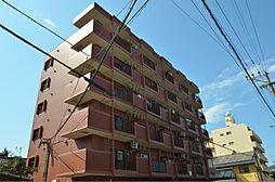 陣山スカイマンション[1階]の外観