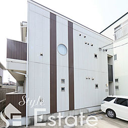 名古屋市営上飯田線 上飯田駅 徒歩10分の賃貸アパート