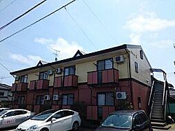 鹿児島県鹿児島市桜ヶ丘6丁目の賃貸アパートの外観