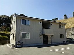 リッツ ハウス B棟[1階]の外観