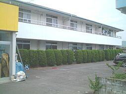コーポ柳田[101号室]の外観