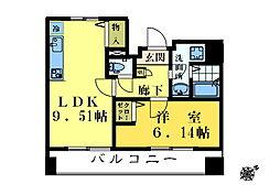 東中野駅 1.3万円