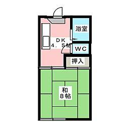 福田町駅 3.5万円