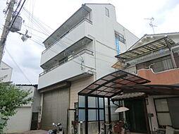 大松マンション[3階]の外観