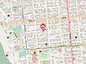 地図,2DK,面積41.15m2,賃料4.8万円,札幌市電2系統 中央図書館前駅 徒歩3分,札幌市電2系統 ロープウェイ入口駅 徒歩4分,北海道札幌市中央区南二十条西13丁目2番38号