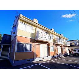 フレグランス増田[2階]の外観