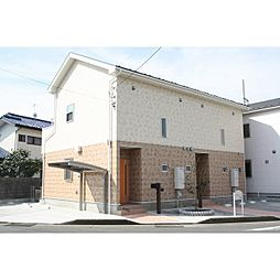 [テラスハウス] 神奈川県厚木市妻田北2丁目 の賃貸【/】の外観