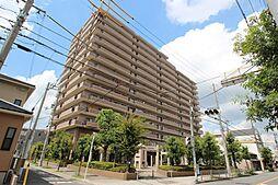 藤和ハイタウン平野駅前[11階]の外観