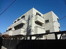 ドルミ国立[2階]の外観
