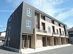 福岡県北九州市八幡西区木屋瀬2丁目の賃貸アパートの外観