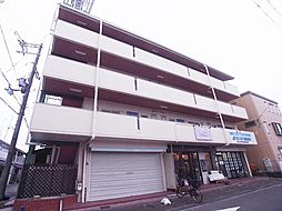 橋喜ハイツ 1号館[4階]の外観