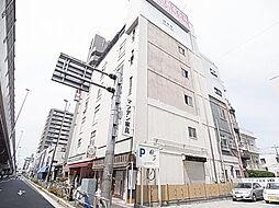 松伝ビルディング[502号室]の外観