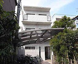 京都府京都市上京区室町頭町の賃貸マンションの外観