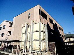 アンプルールフェール北戸田[103号室]の外観