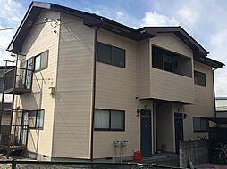 喜連川ハイツ[202号室]の外観