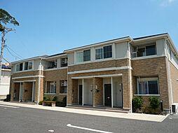 (仮称)K様賃貸アパート新築工事[2階]の外観