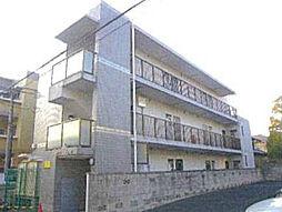 千葉県市川市末広1の賃貸マンションの外観