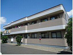 神奈川県横浜市緑区西八朔町の賃貸マンションの外観