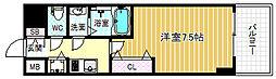 シャルマンフジ福島[11階]の間取り