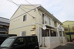 愛知県名古屋市瑞穂区萩山町2丁目の賃貸アパートの外観