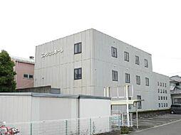 愛知県一宮市開明字蒲原の賃貸マンションの外観