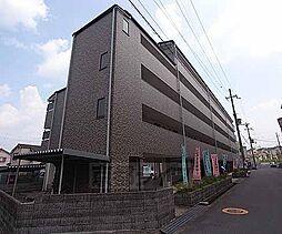京都府京田辺市大住責谷の賃貸マンションの外観