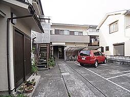第2倉沢コーポ[203号室]の外観
