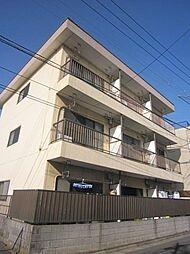 清田コーポ[2階]の外観